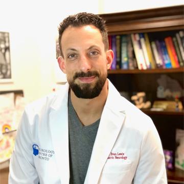Portrait of Dr. Evan Lewis