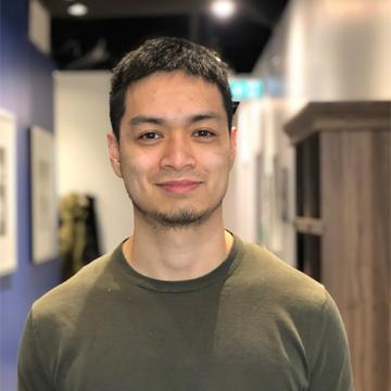 Portrait of Kevin Le